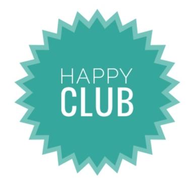 HAPPY CLUB: un club de ventajas para nuestros clientes