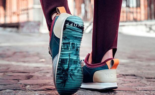 Zapatillas HOFF o cómo triunfar desafiando la moda convencional