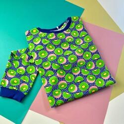 Las sudaderas de la nueva colección de @companiafantastica a son una locura. Alegres, cómodas, favorecedoras... ¿Con cuál me quedo?  Talla grande yo llevo la S  #verdedoncellaropa #ropamujer #sudaderamujer #sudaderaalgodon #outfit ##compañíafantastica #kiwis #rojorosa #sudaderasmolonas #sudaderaovezise #moda#verdedoncellaropa #compañiafantastica #outfit #fashion #todayilookfantastic  #pequeñocomercio #minueto