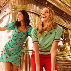 ¿Has visto la nueva colección de Minueto de verano? 🌞  Llego hace un par de días a la tienda y se nos van los ojos detrás de cada estampado.  Elegir, no va a ser tarea fácil, pero en cuanto te decidas suscribirte a nuestro boletín, para recibir tu cupón de -10% descuento.  #verdedoncellaropa  #pequeñocomercio #ventaonline #ropaoriginal #todaysoutfit #lookoftheday #lookstyle #modahappy #lookalegre #naif #tendencianaif #modanaif #marcasespañolas #minueto  #descuentos #nuevacoleccion #coleccionverano #vestidosoriginales